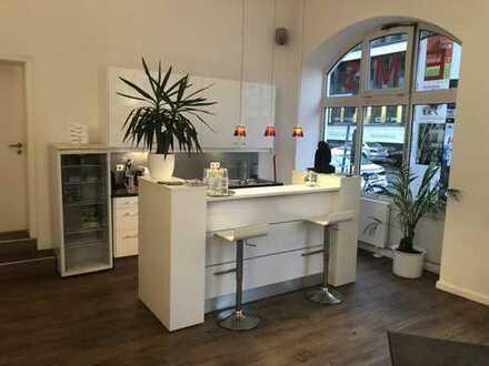 Exclusive Geschäftsräume 78 qm für Praxis, Büro,Ladengeschäft,Atelier etc. 1a Lage München Lehel