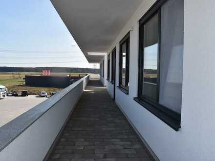 Moderne, helle Büroetage in Linkenheim-Hochstetten sofort zu vermieten