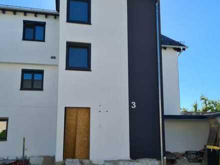 Erstbezug nach Sanierung: attraktive 4-Zimmer-Wohnung mit Terasse in Illertissen
