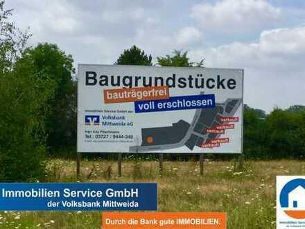 Vollerschlossene Baugrundstücke - für Wohn-und Gewerbenutzung!