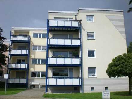 Wohnung in ruhiger Lage und Balkon