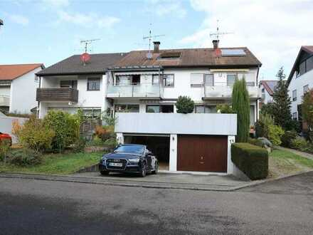 Immobilien-Richter: Reihenmittelhaus mit Sonnen-Terrasse in guter Lage von Remshalden