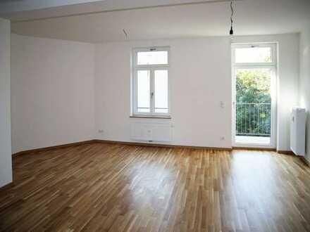 Helle 3- Zimmer Wohnung mit Parkett