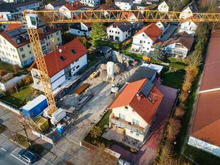 Neubau Erstbezug: Modernes Apartment in sehr guter zentraler Lage im Münchner Osten