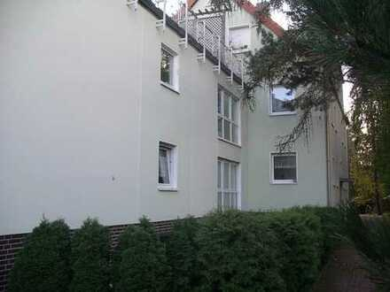3 Zimmer+2 Hobbyräume-Wohnung an der Wuhle