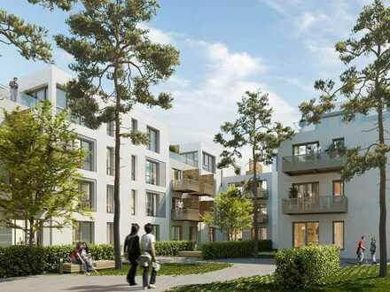 Neubau-Erstbezug- 4-Zimmer-Wohnungen im EG, 1. OG und 2. OG in Mainz-Gonsenheim