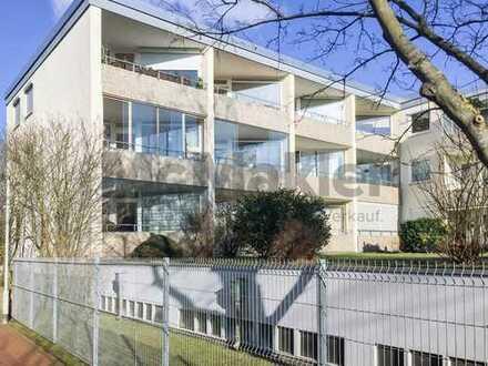 Attraktives Anlageobjekt in Hannover: 1-Zi.-Appartement mit Loggia im Stadtteil Groß-Buchholz
