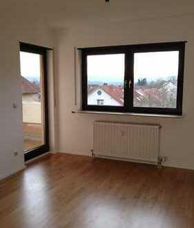 Helle 2,5-Zimmer-Wohnung mit Loggia in ruhiger Lage