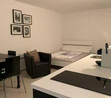 Zentral! Möbliertes Apartment Schwabing / Milbertshofen am Luitpoldpark NEU