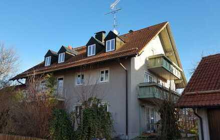 Sonnige Doppelhaushälfte in Geltendorf