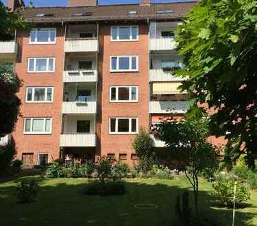Modernisierte 3-Zimmer-Wohnung mit EBK in Kiel