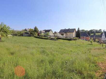 +++ Sofort bebaubar! - erschlossenes Grundstück in Lichtenberg +++