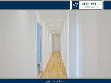 Modernisierter Altbau: 3-Zimmer Wohnung in ruhiger Gegend Westends
