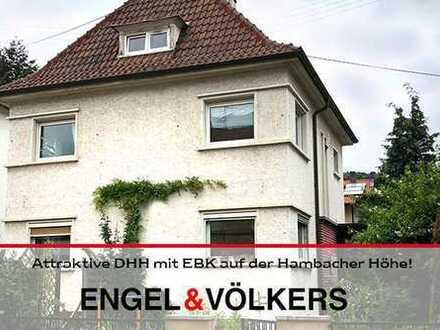 Attraktive DHH mit EBK auf der Hambacher Höhe!