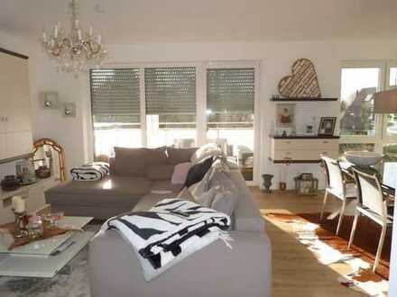 Neubau 3-Zimmerwohnung mit 2 Balkonen und vielen Extras!!!