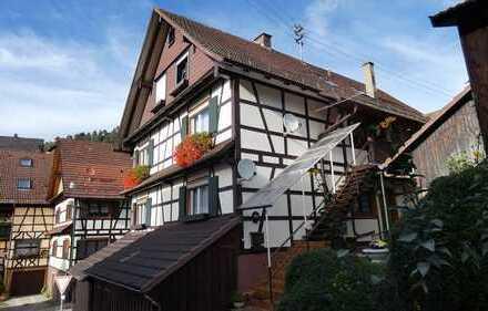 Stockwerkseigentum mit Gartenanteil in Gernsbach-Reichental