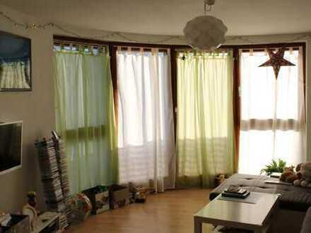 Gepflegte 3-Zimmer-Maisonette-Wohnung mit Terrasse und Einbauküche in Budenheim