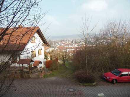 Unbebautes Grundstück in der Kreisstadt 64711 Erbach/Odw.