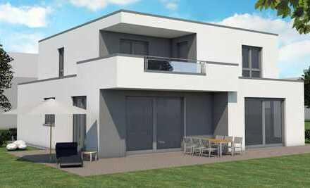 Moderne Architektur im Hahnwald