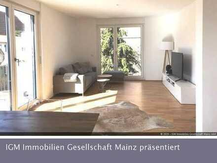 Moderne 3 Zimmer Wohnung mit Südbalkon in Mainz-Finthen