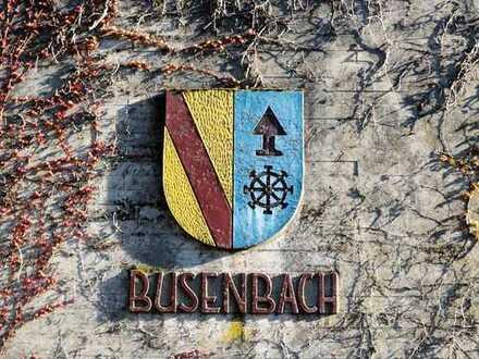 Wohnen in Waldbronn Busenbach - 2-Zimmerwohnung mit Loggia