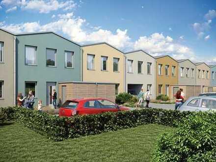 Wohnen in eleganten Townhouses mit Ostseeluft in der Nase!!