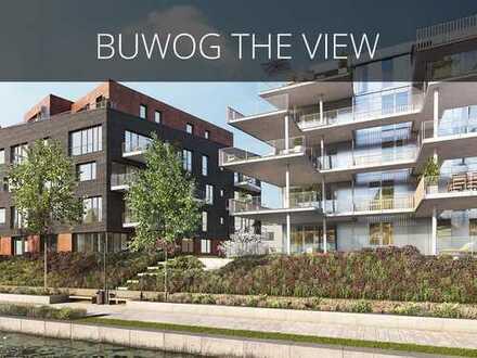 Klassisch und Modern! 2 Zimmer-Wohnung mit großzügiger Terrasse am Ufer der Dahme