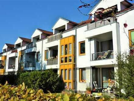 Für Kapitalanleger: Vermietete Wohnung in Panketal/OT Schwanebeck