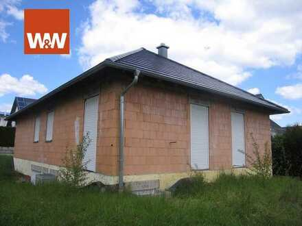 Bezugsfähiges Wohnhaus mit viel Wohnfläche