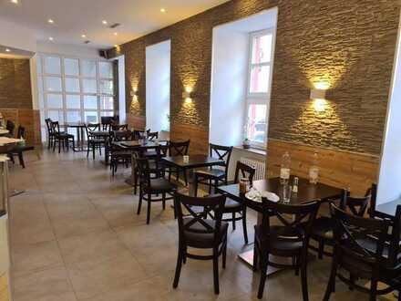 Restaurant voll eingerichtet und Startklar