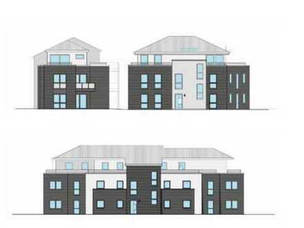 Neubau Anlageobjekt Mehrfamilienhaus mit 8 Wohneinheiten (Baubeginn Frühjahr 2019)