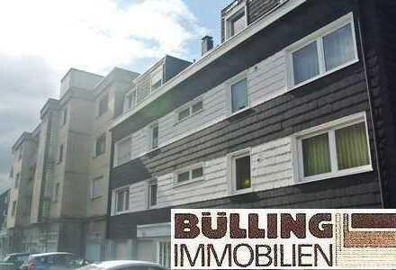 Mülheim/Ruhr Speldorf - Schöne, großzügig geschnittene 3-Raum Wohnung mit Balkon und Gartennutzung