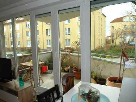 Wohnen direkt an der Havel - 2-Zimmer Wohnung mit Tiefgaragenstellplatz