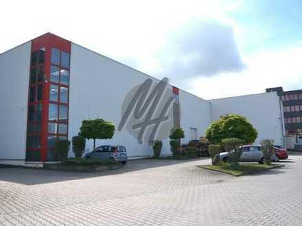 KEINE PROVISION ✓ VIELSEITIG NUTZBAR ✓ Lagerflächen (5.600 m²) zu vermieten