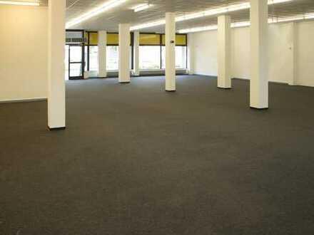 385 m² ebenerdige Ladenfläche, in guter Lage, Parkplätze (250m von Stadtgalerie)