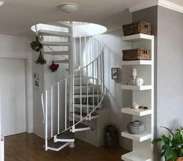 Sonnige 3-Zimmer Maisonnette Wohnung in Hanau Mittelbuchen