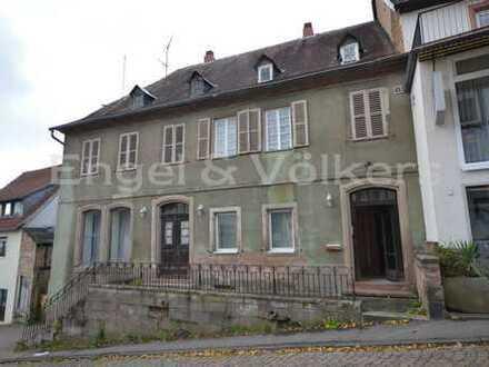 Viergeschossig neu bauen in Glan-Münchweiler!