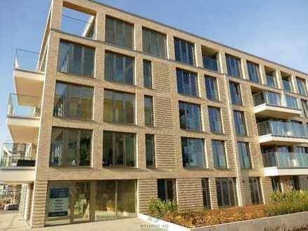 Helle Drei-Zimmer Wohnung im Neubau PORTMENT in der Überseestadt