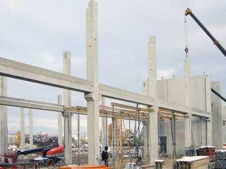Neubau Halle zu vermieten