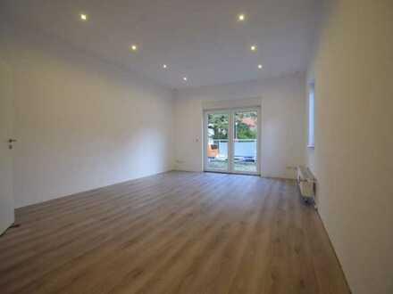Sanierte 4-Zimmer-Wohnung mit Terrasse und EBK in Wolfsburg
