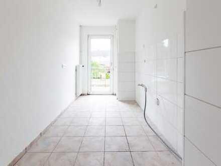 Meine Oase in Beeck:50 m² - 2 Raum - Balkon - renoviert