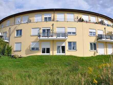 Attraktive 1-Zimmer-Erdgeschosswohnung mit Balkon in Leipzig