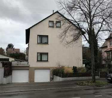82 qm EG-Wohnung mit Garage und Gartennutzung