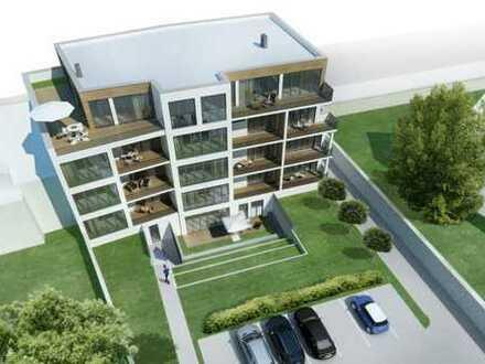 Neubau Eigentumswohnung in Trotha