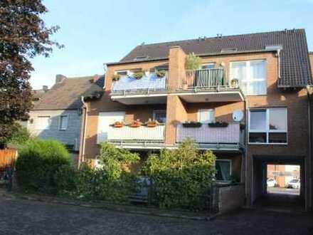 Bergheim-Zieverich - schöne 3-Zimmer-Wohnung mit Balkon