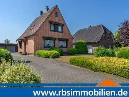 *KÄUFERPROVISIONSFREI* Gepflegtes Einfamilienhaus in Heide *Doppelgarage*Terrasse*toller Gartenblick