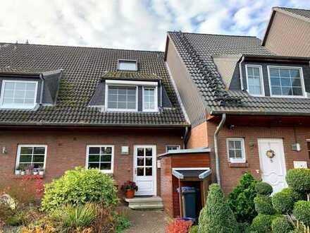 Perfekt für die Familie in Spielstraße! Schönes 5-Zimmer-Mittelreihenhaus im Süden von Pinneberg