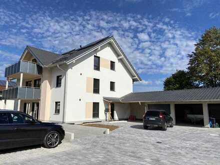 Neubau / Erstbezug Großzügige Wohnung im 1 OG mit 4 Zimmer 129m² großem Balkon und EBK