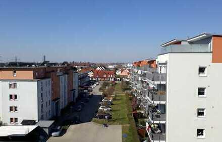 Senioren/betreutes Wohnen in bester Lage - Balkon mit herrlicher Aussicht