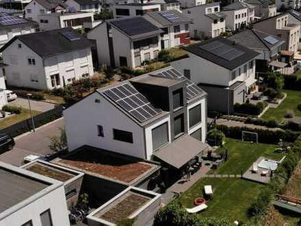 EFH als passivhauszertifiziertes Architektenhaus, 204qm WF, top Lage südl. Hannover